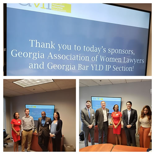 PRO BONO CLINIC SPONSORED BY YLD IP COMMITTEE